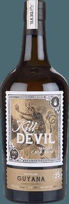 Kill Devil (Hunter Laing) 1990 Guyana 25-Year rum