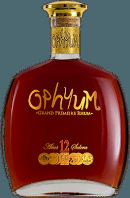 Ophyum 12-Year rum