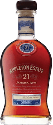 Appleton Estate 21-Year rum