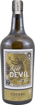 Kill Devil (Hunter Laing) 2005 Guyana 10-Year rum