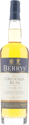 Berry's Grenada 9-Year rum