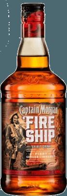 Captain Morgan Fire Ship rum