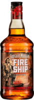 Captain Morgan Fire Ship rum