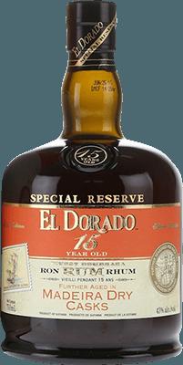 El Dorado Special Reserve Madeira Dry Cask 15-Year rum