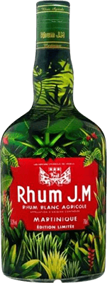 Rhum JM Limited Edition Jungle Macouba 1-Year rum