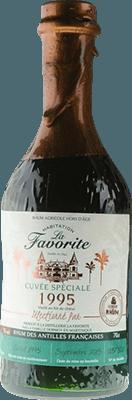 La Favorite 1995 La Confrerie 20-Year rum