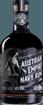 Austrian Empire Reserva 1863 rum