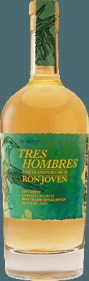 Tres Hombres 2015 La Palma Joven rum