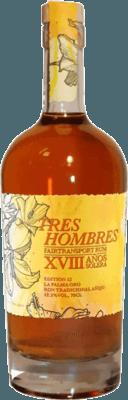 Tres Hombres La Palma Oro 28-Year rum