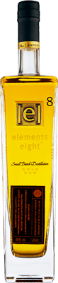 Elements 8 Gold rum