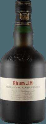 Rhum JM Armagnac Finish rum
