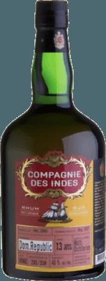 Compagnie des Indes Dominican Republic 15-Year rum