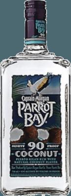 Captain Morgan Parrot Bay Coconut 90 Proof rum