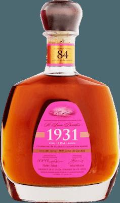 1931 84th Anniversary rum