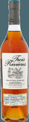 Trois Rivieres 2003 Single Cask rum