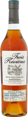 Trois Rivieres 2003 Single Cask 12-Year rum