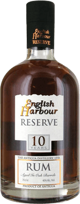 English Harbour 10-Year rum