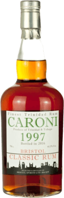 Bristol Classic 1997 Caroni rum