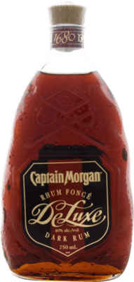 Captain Morgan Deluxe Dark rum
