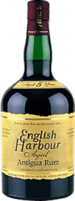 English Harbour 5-Year rum