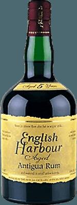 English Harbour 5-Year rum