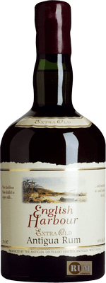 English Harbour Extra Old rum