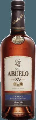 Abuelo XV Tawny Port Cask Finish rum