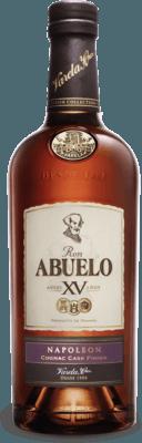 Abuelo XV Napoleon Cognac Cask Finish rum