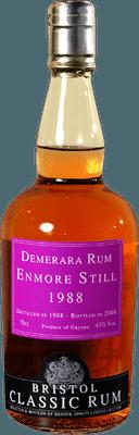 Bristol Classic 1988 Guyana Enmore rum