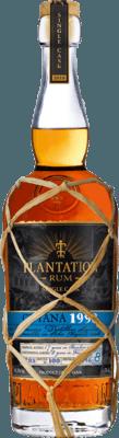 Plantation 1998 Guyana rum