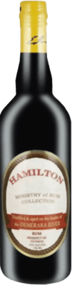 Hamilton 86 Demerara rum