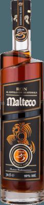 Malteco 25-Year rum