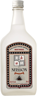 Neisson Blanc 52.5 rum