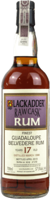 Blackadder Guadaloupe Belvedere 17-Year rum