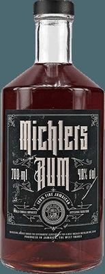 Michlers Artisanal Dark Jamaican rum