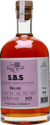 S.B.S. Belize PX Sherry Finish 9-Year rum