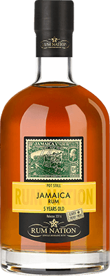 Rum Nation Jamaica Oloroso Sherry Finish 5-Year rum