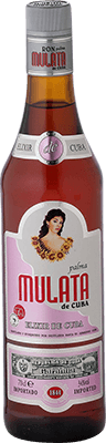 Mulata Elixir De Ron rum