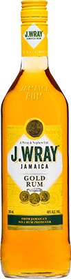 J. Wray Gold rum