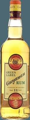 Cadenhead's Guyanan Green Label 11-Year rum