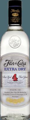 Flor de Caña Extra Dry 4 rum