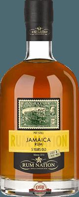 Rum Nation Jamaica Pot Still 5-Year rum