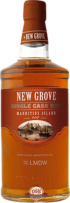 New Grove 2007  Single Cask rum