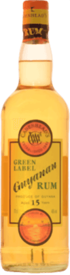 Cadenhead's Guyanan Green Label 15-Year rum