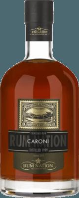 Rum Nation 1999 Caroni rum