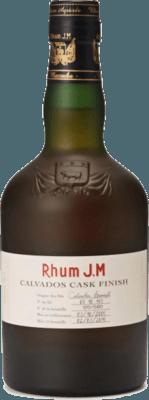 Rhum JM Calvados Cask Finish rum