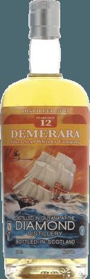 Silver Seal 2003 Demerara Guyana Diamond 12-Year rum