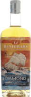 Silver Seal 2003 Demerara Guyana Diamond 12-Year rum