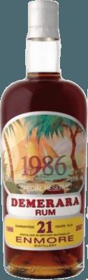 Silver Seal 1986 Demerara Guyana Enmore 21-Year rum