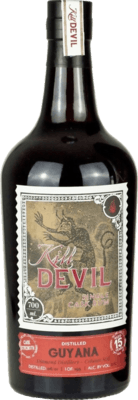 Kill Devil (Hunter Laing) 2001 Diamond 15-Year rum
